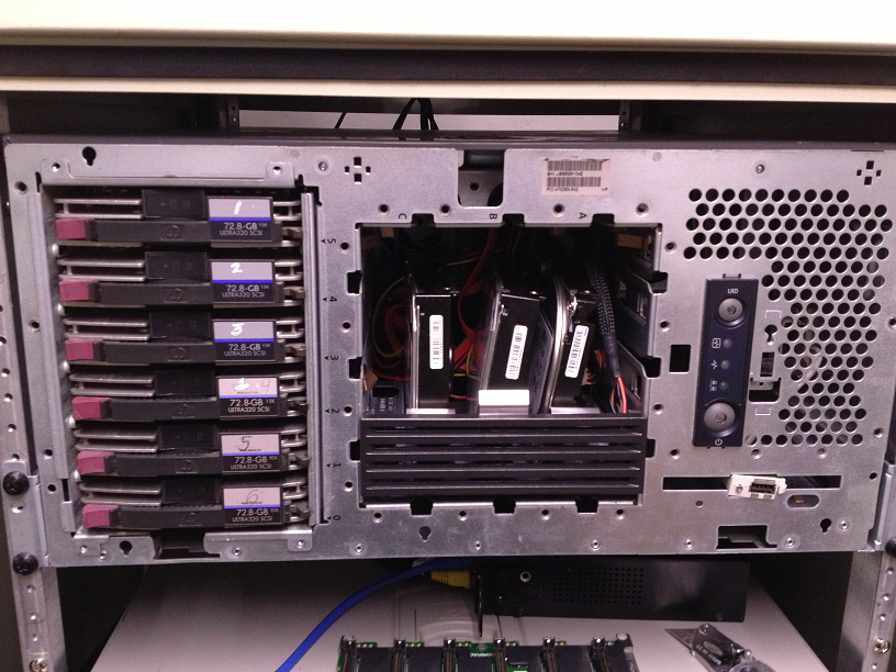 Breathing Life Into an Old HP Proliant Server  